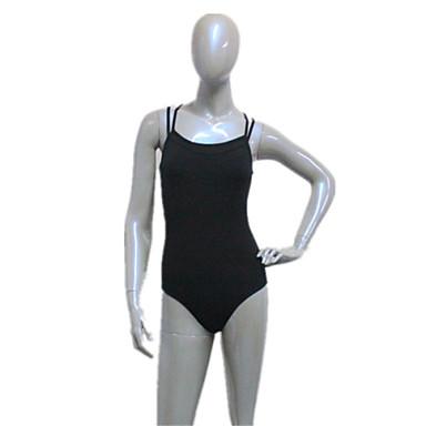 Ballet justaucorps Femme Entraînement Utilisation Coton Lycra Collant / Combinaison