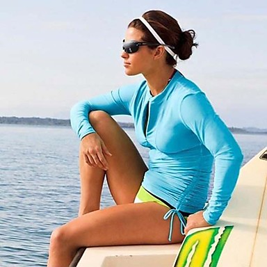 Femme Combinaison Fine Garder au chaud Séchage rapide Résistant aux ultraviolets Antimite Haute respirable (>15,001g) Limite les