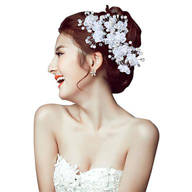 Γυναικείο Στρας Headpiece-Γάμος Ειδική Περίσταση Κεφαλόδεσμοι 1 Τεμάχιο