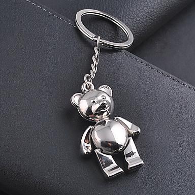 Klassisch Schlüsselanhänger Geschenke Zinklegierung Schlüsselringe Schlüsselanhänger - 1