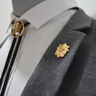 Vintage Shield Brooch (1Pc) Wedding Party Elegant Feminine Style