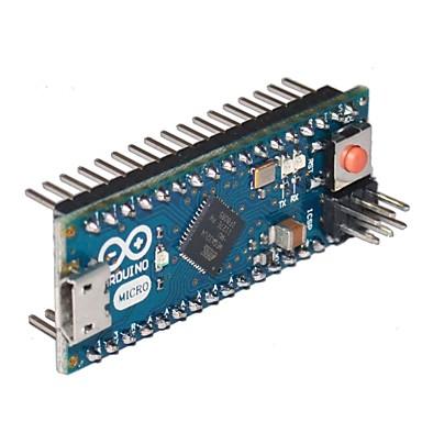 die offizielle Version des atmega32u4 für Arduino Leonardo mini (weiße Tafel Stock)