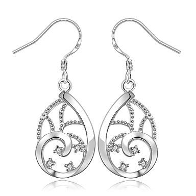 Dames Gepersonaliseerde Vintage Schattig Feest Werk Informeel Opvallende sieraden Modieus Verzilverd Anderen Sieraden Zilver Bruiloft