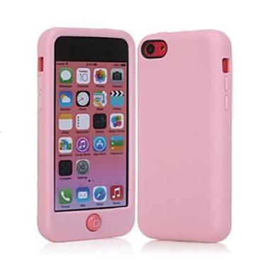 kisokos fél csomag bogyós gyümölcs színe szilikon telefon tok iPhone 5c (vegyes színek)