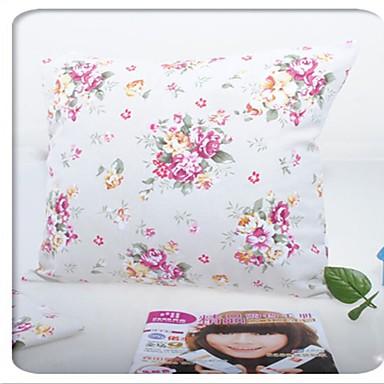 pcs Cotton Pillow Case, Floral Modern/Contemporary