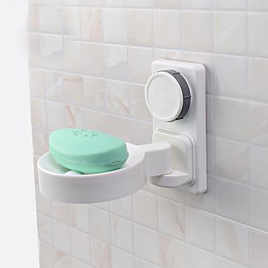 Såpe Skåler & Holdere Høy kvalitet Moderne Plast 1 stk - Hotell bad Vægmonteret