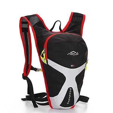 WEST BIKING® 5 L Bike Hydration Pack & Water Bladder Waterproof Bike Bag Terylene Bicycle Bag Cycle Bag Camping / Hiking / Fishing /
