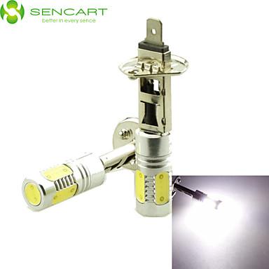 SENCART H1 Auto Leuchtbirnen 10W COB 900-1000lm 5 Nebelscheinwerfer