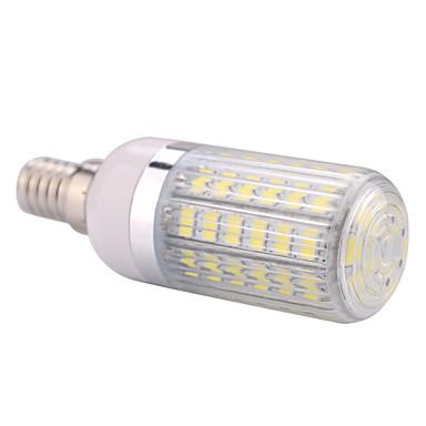 E14 LED лампы типа Корн T 60 SMD 5730 1500 lm Тёплый белый Холодный белый AC 85-265 V 1 шт.