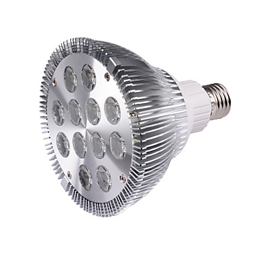1050 lm E26/E27 LED Par Işıklar PAR38 12 led Yüksek Güçlü LED Dekorotif Sıcak Beyaz Serin Beyaz Doğal Beyaz AC 110-130V