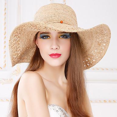 Kadın Sepetişi Başlık-Günlük / Dış Mekan Şapkalar 1 Parça Head circumference 57cm