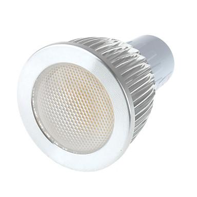 7W GU10 Żarówki punktowe LED MR16 1 COB 650 lm Ciepła biel / Zimna biel Dekoracyjna AC 220-240 V 1 sztuka
