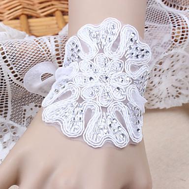 Bouquets de Noiva Buquês Outros Flor Artificial Casamento Ocasião Especial Festa / Noite Material Renda 0-20cm