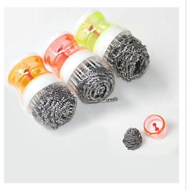 Yüksek kalite 1pc Plastik Temizlik Fırçası ve Bezi Araçlar, Mutfak Temizlik malzemeleri