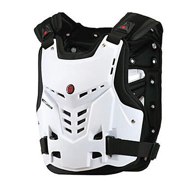 Ski Équipement de protection Protectif / Anti-Chocs Ski de fond / Moto / Cyclisme / Vélo Unisexe Polyester Blanc / Noir