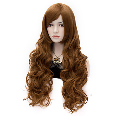 Fashion Natural Wave Lady Wig Hair Synthetic Hair Wig