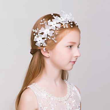 Для девочек Сплав металлов Сеть Заставка-Свадьба Особые случаи на открытом воздухе Венки 1 шт.