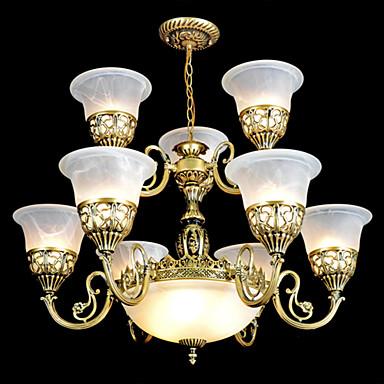 Vintage Tradițional/Clasic Retro Candelabre Becul nu este inclus Stil lumânare Lumini Ambientale