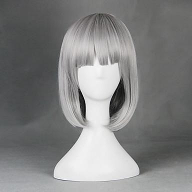 Cosplay Wigs Cosplay Cosplay Anime Cosplay Wigs 55cm CM Heat Resistant Fiber Men's / Women's