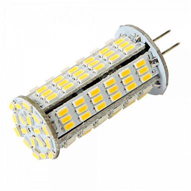 YWXLIGHT® 5 W 450-500 lm G4 LED kukorica izzók T 126 led SMD 3014 Meleg fehér Hideg fehér DC 24 V AC 24V AC 12V DC 12V