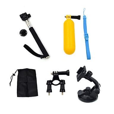 Çantalar emme Klipsler Montaj Için-Aksiyon Kamerası,Gopro 5 Gopro 4 Gopro 3+ Gopro 2 Gopro 3/2/1 Paslanmaz Çelik Other