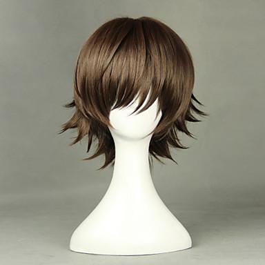Cosplay Wigs Cosplay Cosplay Anime Cosplay Wigs 35 CM Heat Resistant Fiber Men's Women's
