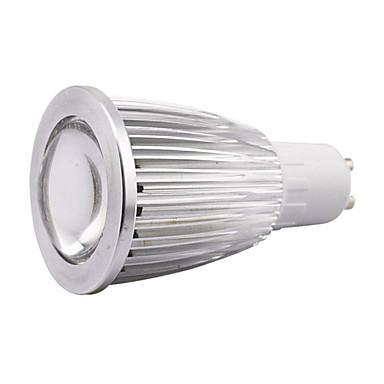 7W GU10 LED Σποτάκια MR16 COB 500-550 lm Θερμό Λευκό / Ψυχρό Λευκό AC 85-265 V 1 τμχ