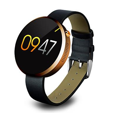 سمارت ووتش iOS Android GPS شاشة لمس رصد معدل ضربات القلب عداد الخطى العناية الصحية كاميرا ساعة منبهة معلومات مكالمات بدون يد أجد هاتفي