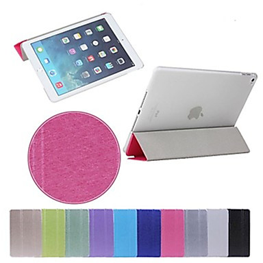 Pouzdro Uyumluluk Apple iPad iPad Mini 4 iPad Mini 3/2/1 iPad 4/3/2 iPad Air 2 iPad Air Satandlı Oto Uyu / Uyan Origami Tam Kaplama Kılıf