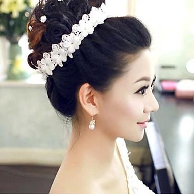 Stoff Stirnbänder 1 Hochzeit Besondere Anlässe Kopfschmuck