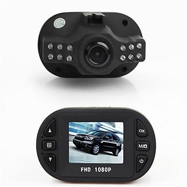mini czarna skrzynka 1,5 '' TFT Full HD 1080p samochód DVR kamera z 12-IR LED noktowizor