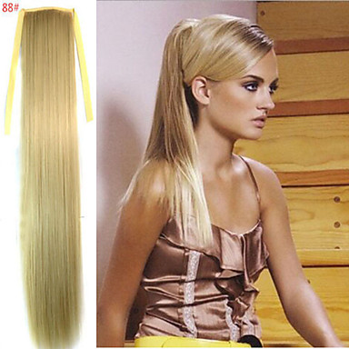 The New Color  Bundled Horsetail 88# Hair Ponytail