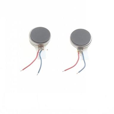 10 * 2,0 mm Flachmotor Telefonvibrationsmotor / Vibrationsmotor (2 Stück)