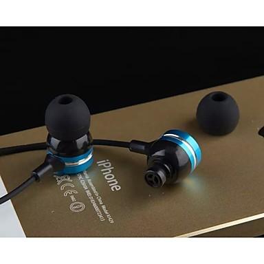 W uchu Przewodowy / a Słuchawki Plastikowy Telefon komórkowy Słuchawka Zestaw słuchawkowy