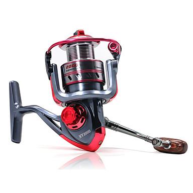Kołowrotki Kołowrotki spinningowe 5.2:1 Przełożenie+11 Łożyska kulkowe wymienny Casting Bait Ice Fishing Spinning Wędkarstwo słodkowodne