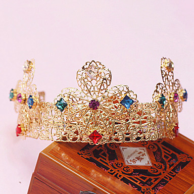 Alloy Tiaras Headpiece