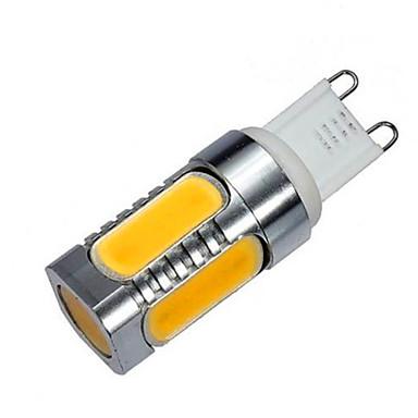 YWXLIGHT® 900 lm G9 LED-kornpærer T 5 leds COB Dekorativ Varm hvit Kjølig hvit AC 220-240V