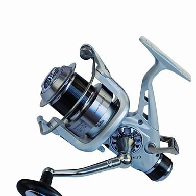 Μηχανισμοί Ψαρέματος Καρούλι ψαρέματος κυπρίνου Περιστρεφόμενοι Μηχανισμοί 5.2:1 11 Ρουλεμάν ανταλλάξιμο Θαλάσσιο Ψάρεμα Περιστρεφόμενο