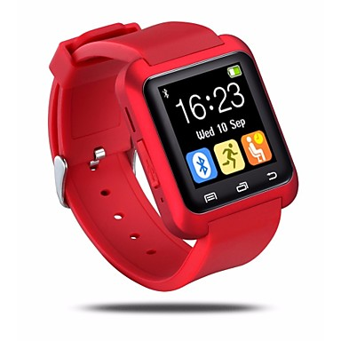 Smartwatch iOS / Android Smart Case / Touch Screen / Pedometers Sleep Tracker / Find My Device / Hands-Free Calls / Message Control