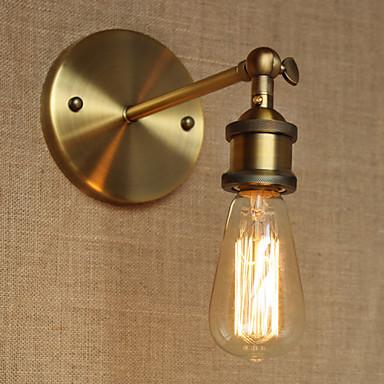 Rústico / Campestre Luminárias de parede Metal Luz de parede 220V / 110V 40W / E26 / E27