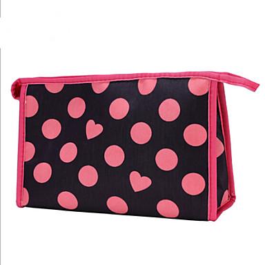 여성제품 PVC 캐쥬얼 화장품 파우치 핑크 / 블루 / 레드 / 블랙