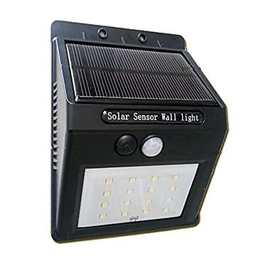 1 pc Solar Sensor / Rechargeable / Waterproof Lighting