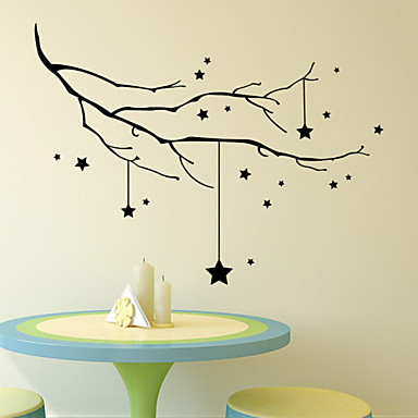 Landscape Animals Wall Stickers Plane Wall Stickers Decorative Wall