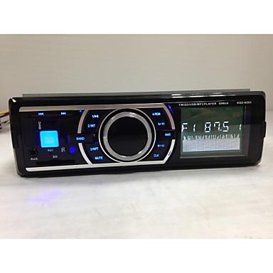 1 din mp3 καθολικής αυτοκίνητο Ράδιο με USB, SD, FM
