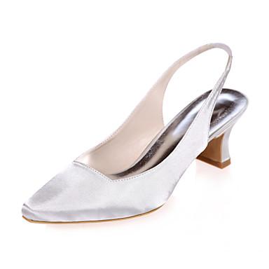 Mariage Bleu Chaussures 04463344 amp; Bottier Satin Talon Evénement Automne Femme Champagne Eté Ivoire Soirée Printemps vw1nSFq0
