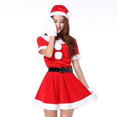 Navidad para mujer vampiros disfraces de santa - Disfraz de santa claus para nino ...