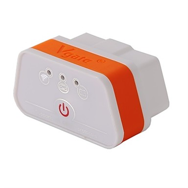Original Vgate iCar2 Wifi ELM327 Code Reader OBDII Car Diagnostic Tool for iOS and Android