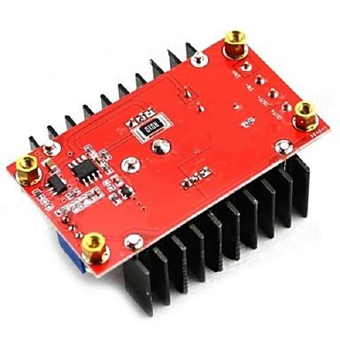 150w dc 10 ~ 32V til DC 12 ~ 35V justerbar step-up mobile strømforsyning modul for laptop