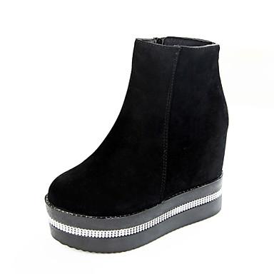Platform   Tipegő   Bootie   Kerek orrú - Talp - Női cipő - Magassarkú   3d53dbef98