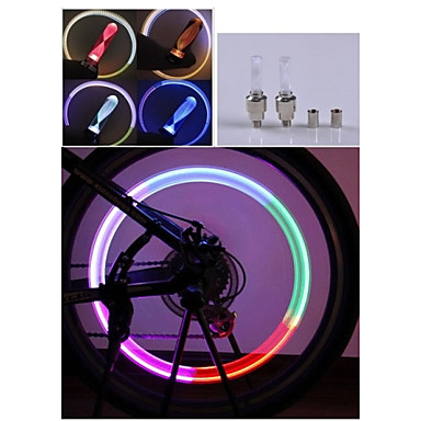 Bike Lights LED - Cycling Color-Changing AG10 90 Lumens Battery Cycling/Bike Driving Motocycle